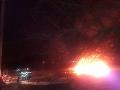 FOTO Nehoda u východných susedov: Helikoptéra počas tréningu zachytila kábel, nikto neprežil