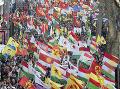 Zakročili proti pochodu: Kurdi v nemeckom Kolíne prekročili zákon, niekoľko incidentov