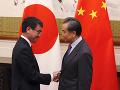 Cesta na lepšie časy: Šéf japonskej diplomacie verí v zlepšenie vzťahov s Čínou