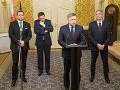 VIDEO Koalícia je na polceste vládnutia: Fico vykoná kontroly ministerstiev, je čas hodnotiť