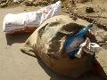 Drsný nález na mexickej farme: 18 vriec plných ľudských ostatkov