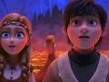 Snehová kráľovná: Tajomstvo ohňa