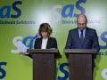 SaS je najlepšie pripravená na prevzatie zodpovednosti za Slovensko, povedal Sulík