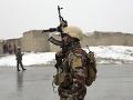 V Kábule objavili tajnú skrýšu Daeš: Plná zbraní na samovražedné útoky