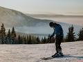 Lyžovačka plná strachu: Dvojica uviazla v horskom teréne, mali obrovské šťastie