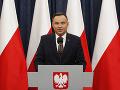 Prezident Duda vetoval zákon o degradovaní generálov z éry komunizmu: Nezdá sa mu spravodlivý