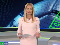 Marianna Ďurianová momentálne moderuje šport v RTVS.