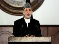 Pakistan a USA zneužívajú vojnu vo vlastný prospech, tvrdí bývalý prezident Afganistanu