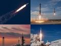 Deň, ktorý sa zapíše do učebníc a boli ste pri tom: Raketa, ktorou máme kolonizovať Mars, uspela