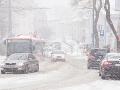 Vodiči, buďte opatrní! Meteorológovia varujú pred poľadovicou na celom Slovensku