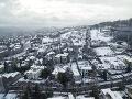 Snehová kalamita zasiahla aj Maďarsko: Bez elektriny zostali desiatky obcí