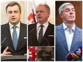 Prieskum: Najdôveryhodnejšími politikmi sú Kiska, Danko a Bugár