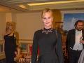Melanie Griffith sa predivedla v šatách od tuniského navrhára Azzedine Alaia, ktoré má podľa medializovaných informácií už 20 rokov.