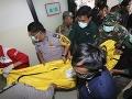 Nehodu autobusu, v ktorom zahynulo 27 ľudí, zrejme spôsobilo zlyhanie bŕzd