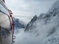 Traja Poliaci precenili svoje schopnosti: FOTO Vo Vysokých tatrách ich ratoval vrtuľník