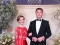 Primátor Bratislavy Ivo Nesrovnal s manželkou Mirkou
