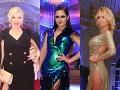 Gabika Drobová, Natália Hatalová, Michaela Gašparovičová alias Mia Bella