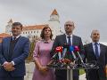KDH načahuje ruku k opozícii: Pripravené spolupracovať pri komunálnych voľbách