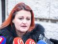 Žaloby za moje vyjadrenia v kauze Čistý deň sú neopodstatnené, tvrdí Blahová