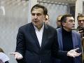 Exprezident Saakašvili ide do väzenia: Dlhoročný trest za zneužitie právomocí