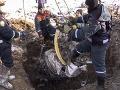 Nové fakty z vyšetrovania pádu lietadla pri Moskve: FOTO Odhalili možnú príčinu katastrofy