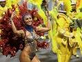 Karneval v Riu de Janeiro