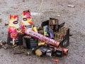 Novoročná tragédia v Thajsku: Britského turistu zabila zábavná pyrotechnika