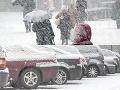 Slovensko sužujú extrémne mrazy: TENTO víkend sa vráti arktická zima, Bratislavu zasype sneh