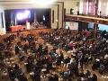 Zjazd ČSSD v Hradci Králové