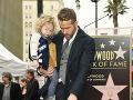 Ryan Reynolds s dcérkou James. Okrem nej má s Blake Lively aj ročnú Ines.