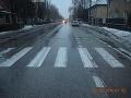 Polícia hľadá svedkov nehody v Trnave: Vodič zrazil ženu na priechode pre chodcov