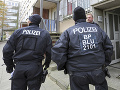 Dráma v centre Prahy: Policajti spacifikovali narušeného muža, mal pri sebe zbraň