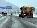Informácie pre vodičov: Situácia na cestách je prívetivá, pozor na záveje na severe
