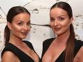 Veronika a Daniela Nízlové z dua TWiiNS budú online. V stredu o 10:00!