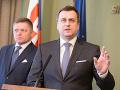 VOĽBY 2020 Občianska konzervatívna strana podala podnet: Smer-SD a SNS mali porušiť zákon o volebnej kampani