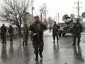 Ďalší hororový útok v Afganistane: Taliban zabil osem policajtov