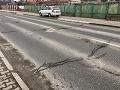 Bratislavu čaká dopravný kolaps: Mesto spustilo opravy, FOTO najhoršie to bude v lete