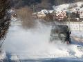 Meteorológovia varujú: V týchto okresoch sa naďalej môžu tvoriť snehové jazyky