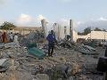 Krvavý masaker v centre Mogadiša: FOTO Bombové útoky si vyžiadali už 45 obetí