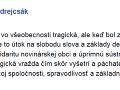Róbert Ondrejcsák sa vyjadril k vražde Jána Kucnera
