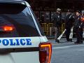 Policajtovi išlo o život: Explodovala mu kamera pripevnená na uniforme