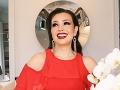 Krásna Rosalinda na FOTO bez mejkapu: Fíha! Spoznali by ste ju?