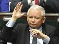 Kaczynski chce životný štandard krajín západnej Európy: Odmieta však, aby Poľsko prijalo euro