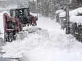 Stav ohrozenia v Írsku: Krajinu zasiahla snehová víchrica, platí najvyššia výstraha