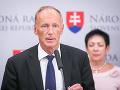 Jaroslava Pašku mrzí odchod Igora Janckulíka z koalície