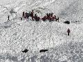Vo francúzskych Pyrenejach zabíjala lavína: Sneh pochoval dvoch španielskych lyžiarov