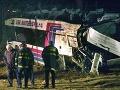 Hrozivá nehoda u susedov: V Alpách havaroval autobus, hlásia skoro 40 zranených