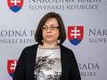 Poslanecký klub SaS s novou tvárou: Pribudla Zuzana Zimenová