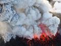 Výbuch vulkánu Šinmoedake