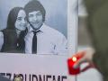 Spomienka na zavraždeného novinára